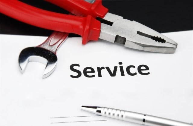 Service SHK